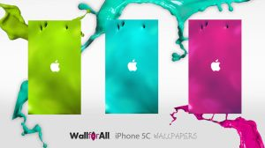 iPhone-5c-Liquid by WallforAll
