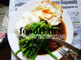 breackfast dinner by FoodDiary