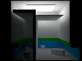 Path tracing 2 by Hafunui