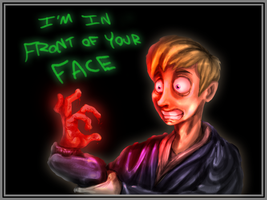 Idle Hands Speedpaint by JRTribe