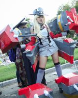 Bismarck Kai COSTUME, PROP MADE and COSPLAY by me by dovananh27031993