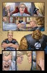 Ultimate Fantastic Four 54 p11 by BlondTheColorist