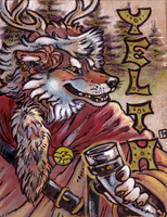 Experimental badge - Yelth by thornwolf
