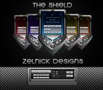 The Shield Xion Skin by ZelnickDesigns