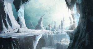 21st Century Ice Age by Seven-teenth