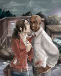 Louis x Zoey - Commish by Autumn-Sacura