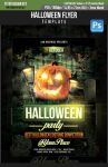 Halloween Party Flyer Template by SanGraphics