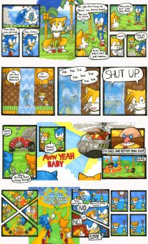 NER: Emerald Hill Zone. by taeshilh