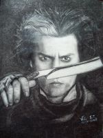 Sweeney Todd by boy140495