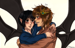 Demons!Giripan - I missed you so much+ by x-Lilou-chan-x