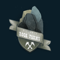 Pie Family Rock Farms by sofas-and-quills