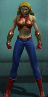 Wonder Girl (DC Universe Online) by Macgyver75