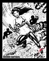 X23 Vs. The Sentinels by PAC23