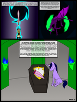The Knights of Harmony Page 3 by TITANOSAUR