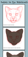 Realistic cat Walkthrough pt 1 by therougecat
