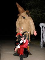 Scarecrow and Harley 2 by Altaria13-Stock