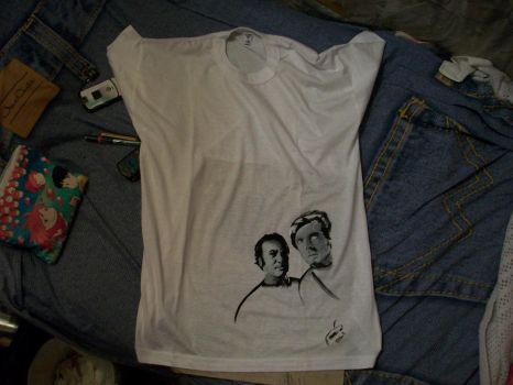 The Persuaders t-shirt. by ChOke-x