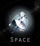 Blue Space by DevilPink