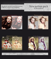 Action: Set no 1 by Mousselinne