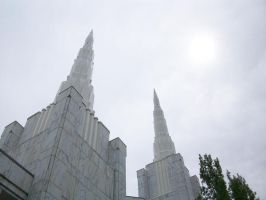 Holy Spires by ryderwolf24