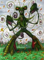 Snakeweed by Phraggle