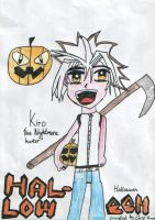 Halooween by davybackfight