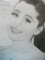 Ariana Grande is awesome by REALITY5114