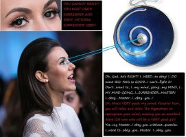 Victoria Justice vs. The Hypnotizer! (Part 3) by HypnoHunter