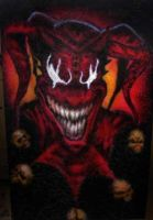 Evil Clown by JRod555