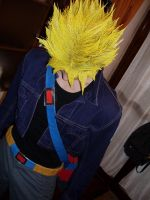 Trunks Cosplay by DanteNeverCry