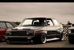 Golf MK II Rallye by eMAGIeliK