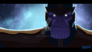 Thanos by JoeMDavis