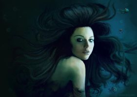 Amy Lee by Andrew-RB