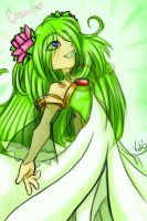Lively Green by Vel-chan