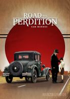 ROAD TO PERDITION (2002) by OnlyMilo