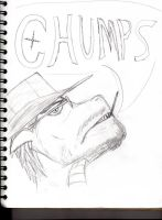 Chumps _TF2 Spray_ by GunslingerDragon