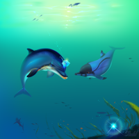 Genesis Dolphins by AuldBlue