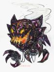 Steam-Powered Pokemon: Haunter by jbrenthill