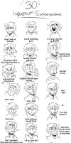 30 Important Expressions (w/ Lt. And Cap.) by LiltingMoone