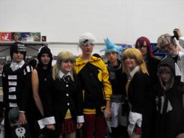 soul eater at expo by niccypippy
