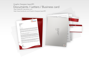 Corporate identity 3 by issam991