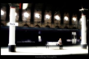 travelling thoughts by archonGX