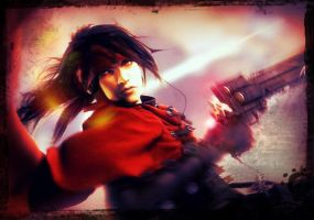Epic Gunslinger by Cherokee-Rose