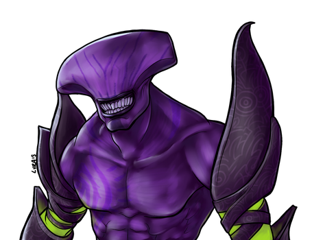 Faceless Void by halmtier