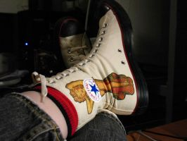 Chuck Taylors by sc-campbell