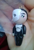 Phantom Of The Opera (Polymer clay) by HeeLash