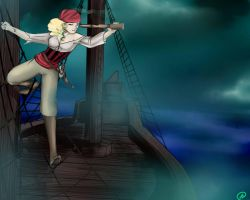 AU Life of a Pirate. Mimsy by im-Rem