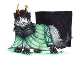 ::WOLFSTUCK::The Dolorosa by Suenta-DeathGod