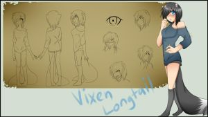 Vixen Longtail-Refrence Sheet by Simple-PhobiaXD
