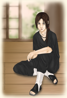 Itachi_Peaceful day... by zypa-chan